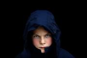 little boy anger